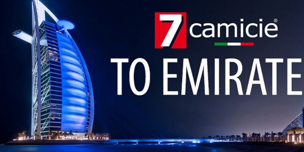 7camicie flies to the Emirates