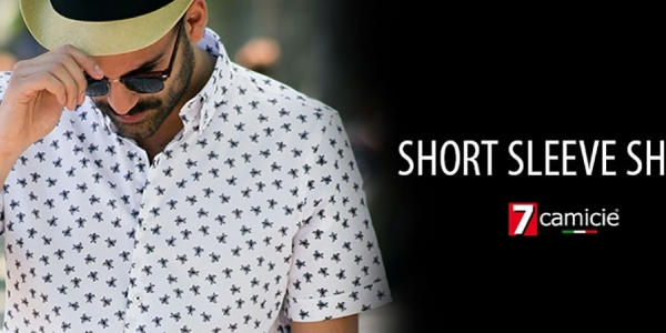The short sleeve from 7camicie
