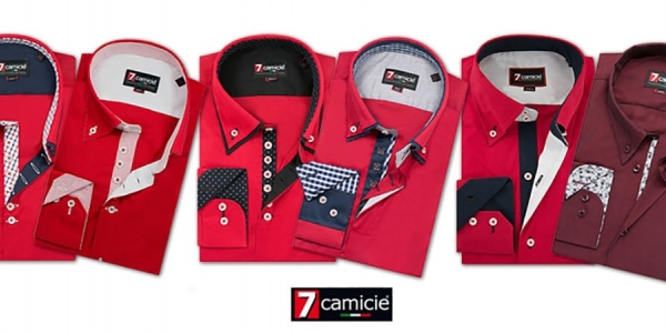 7camicie red