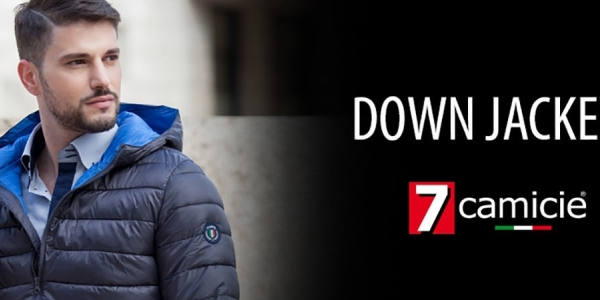 7camicie down-jackets