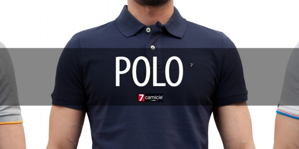 The new polos of 7camicie