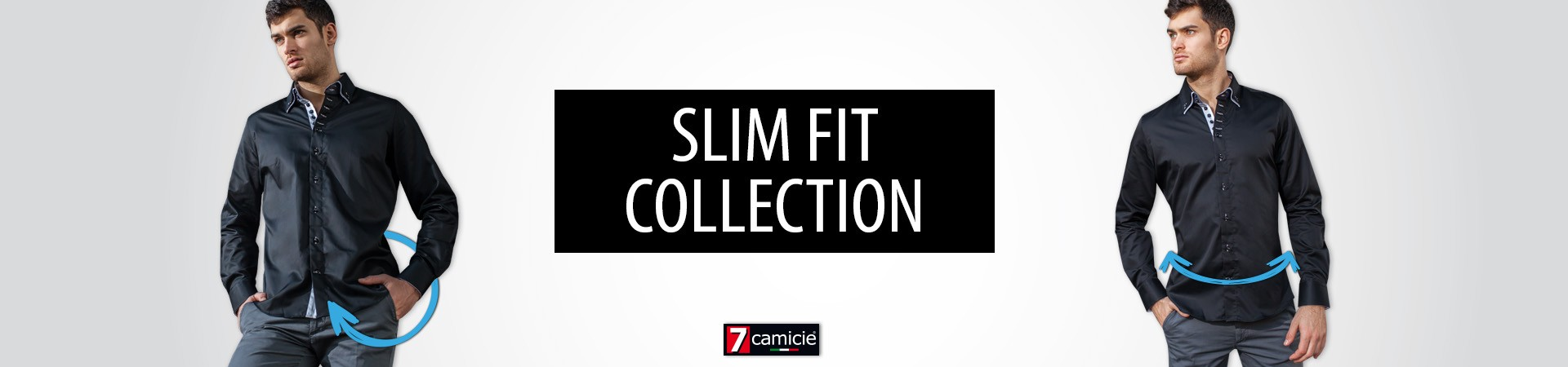 Camicie slim fit
