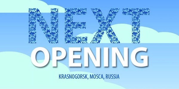 7Camicie, next opening a Krasnogorsk a Mosca